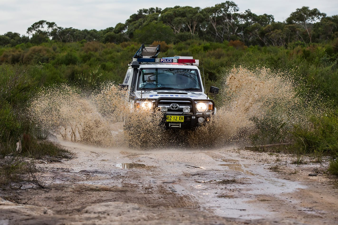 NSW Police Squad HJ47 Cruiser offroad.jpg