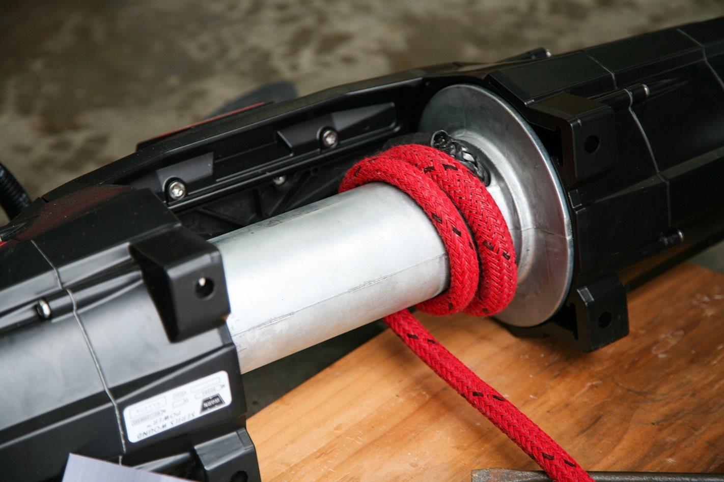 Warn Zeon 10-S rope