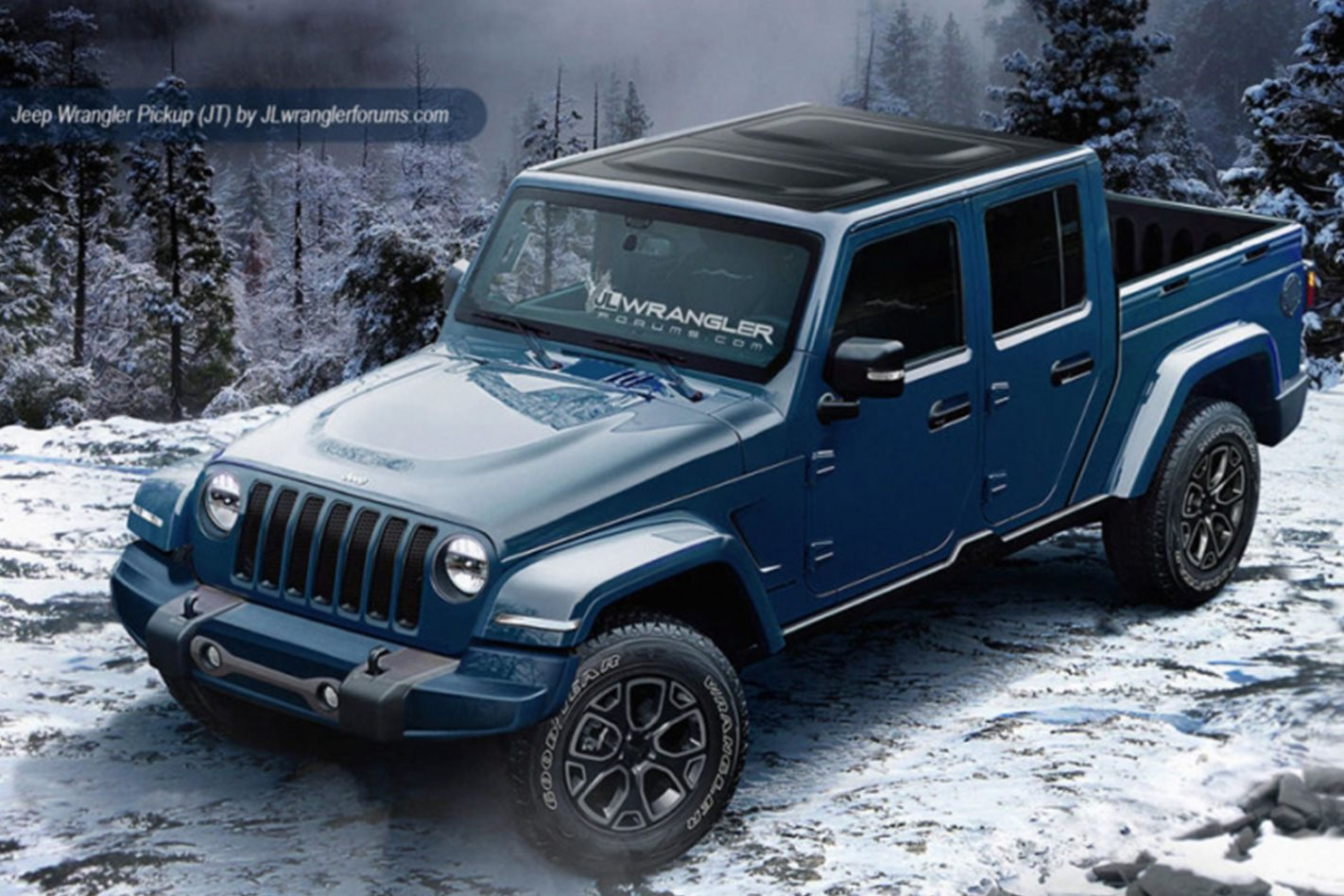 2019 Jeep pick-up to be called Scrambler
