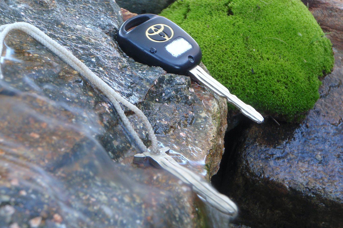 The Dumb Key
