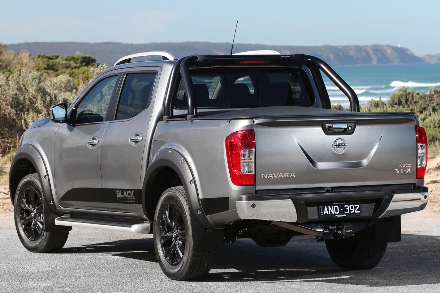 Nissan Navara N SPORT Black Edition ute
