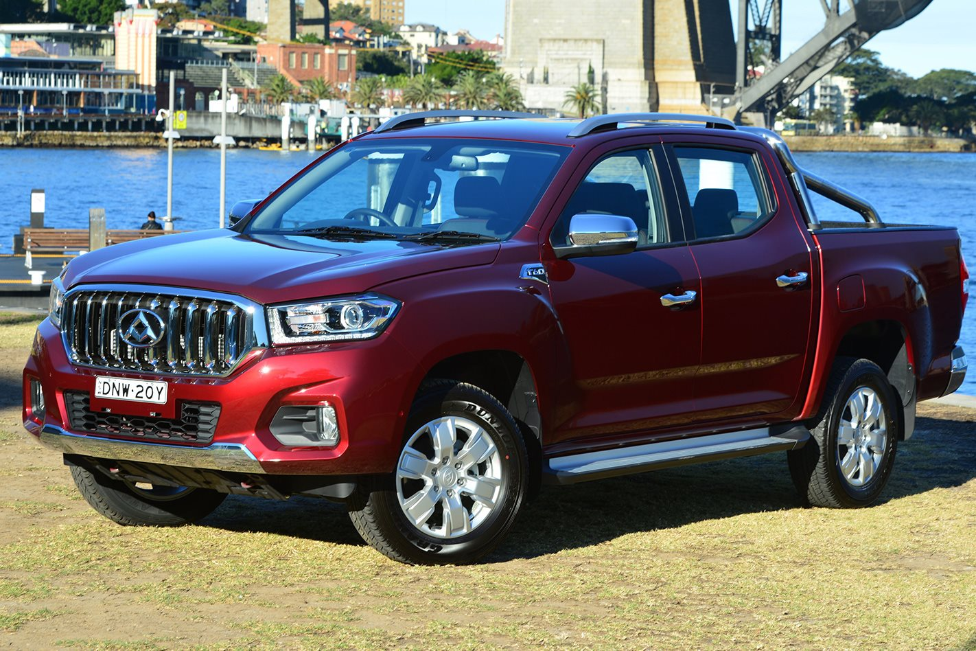 LDV T60 ute on sale from October 1