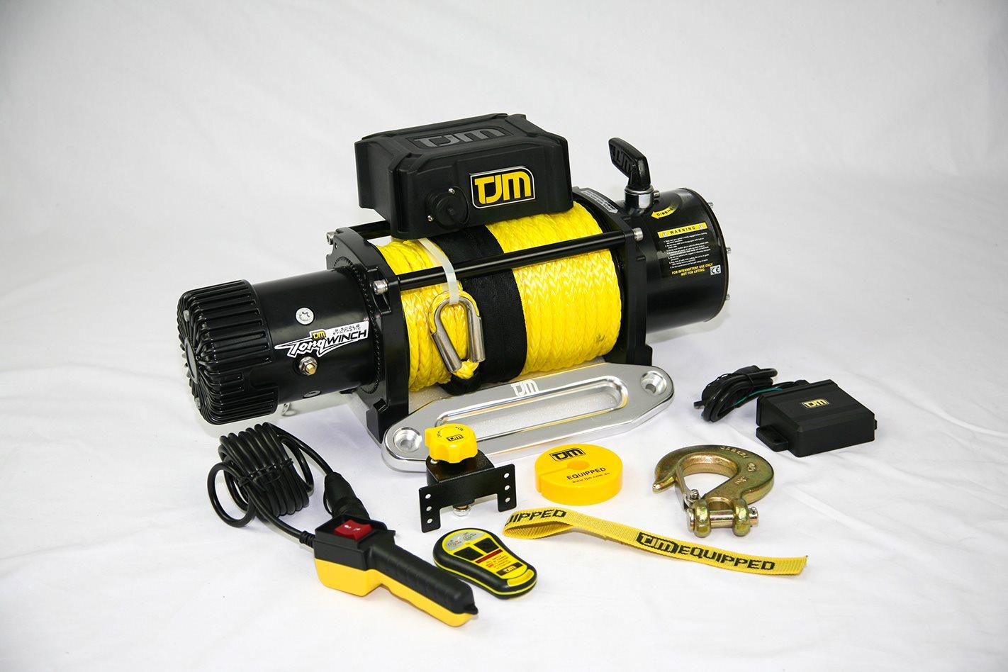 TJM Torq Winch 9500 kit