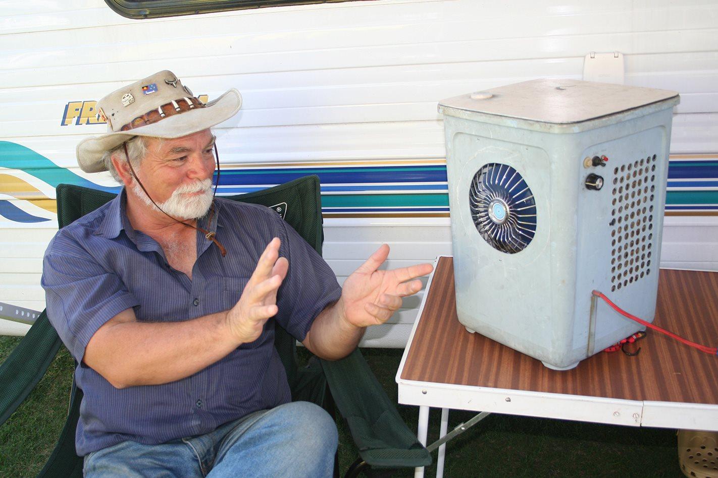 Campsite Air conditioner