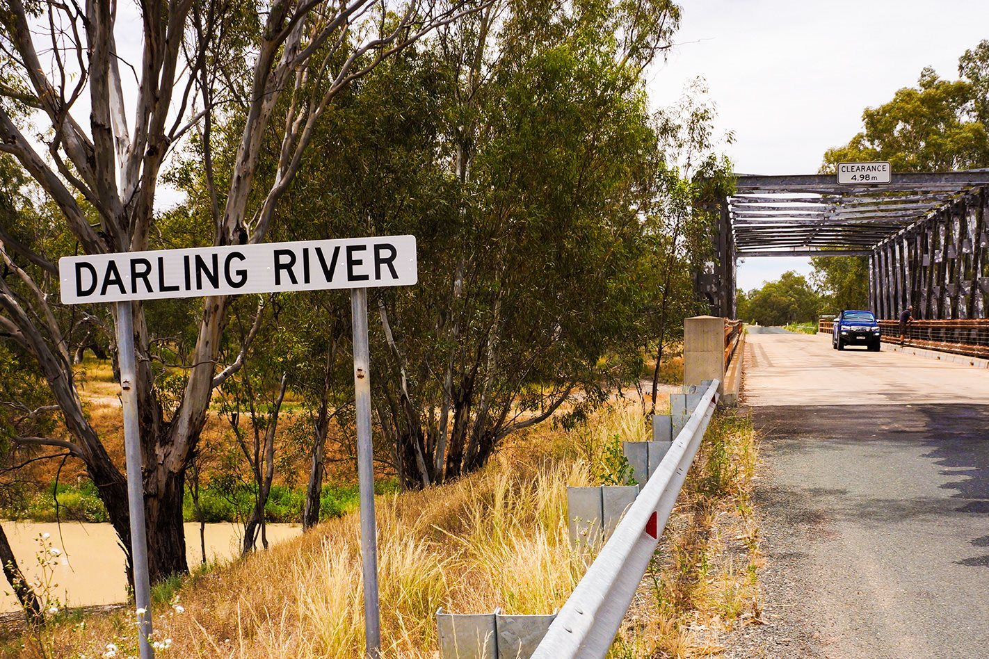 Darling River NSW