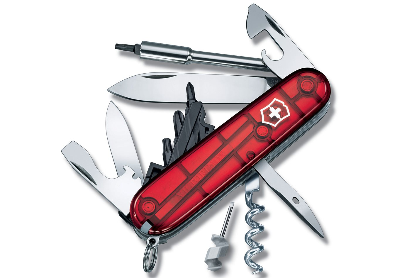 VICTORINOX SWISS ARMY KNIFE: CYBERTOOL S