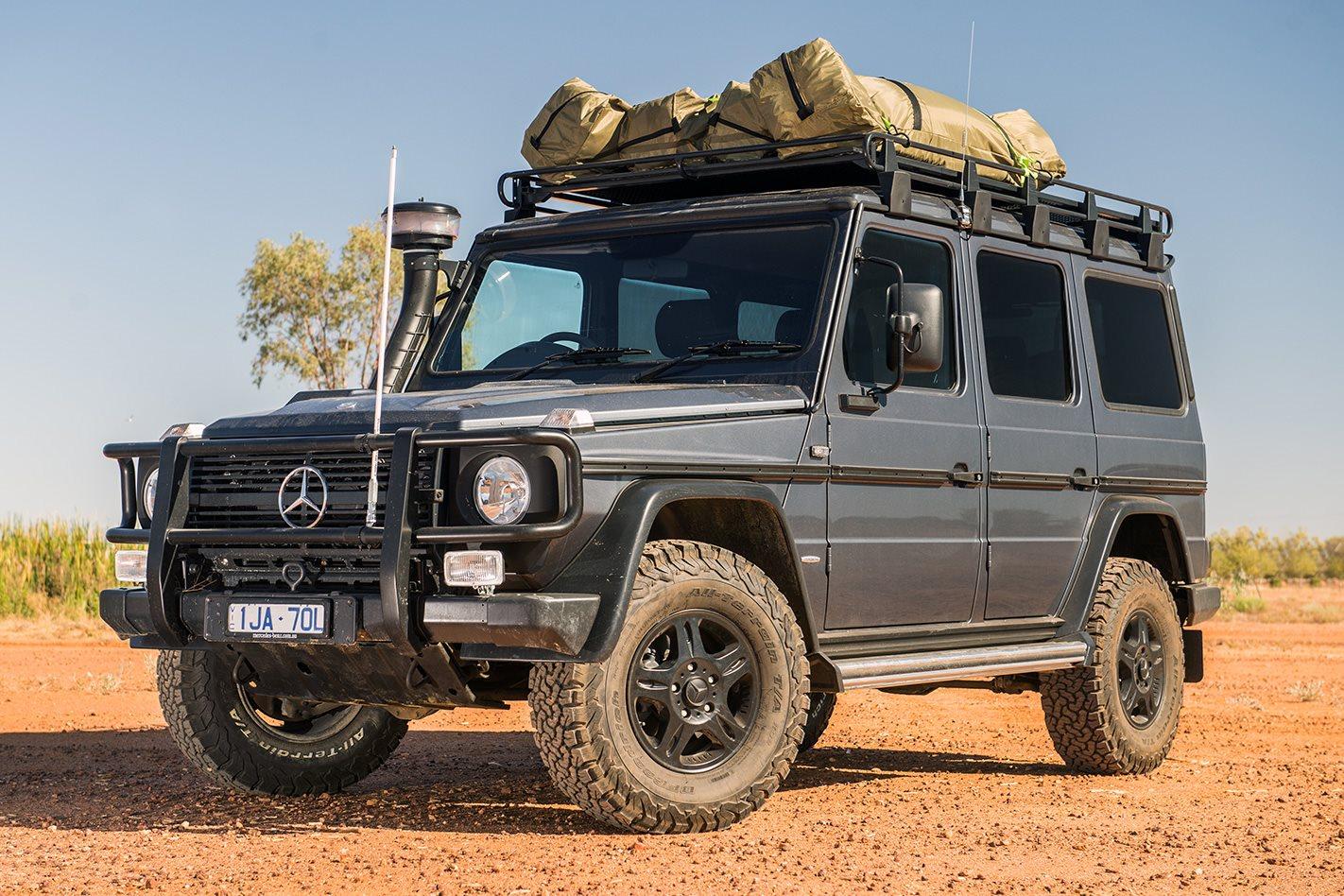 2018 Mercedes Benz G300 CDI Professional wagon front
