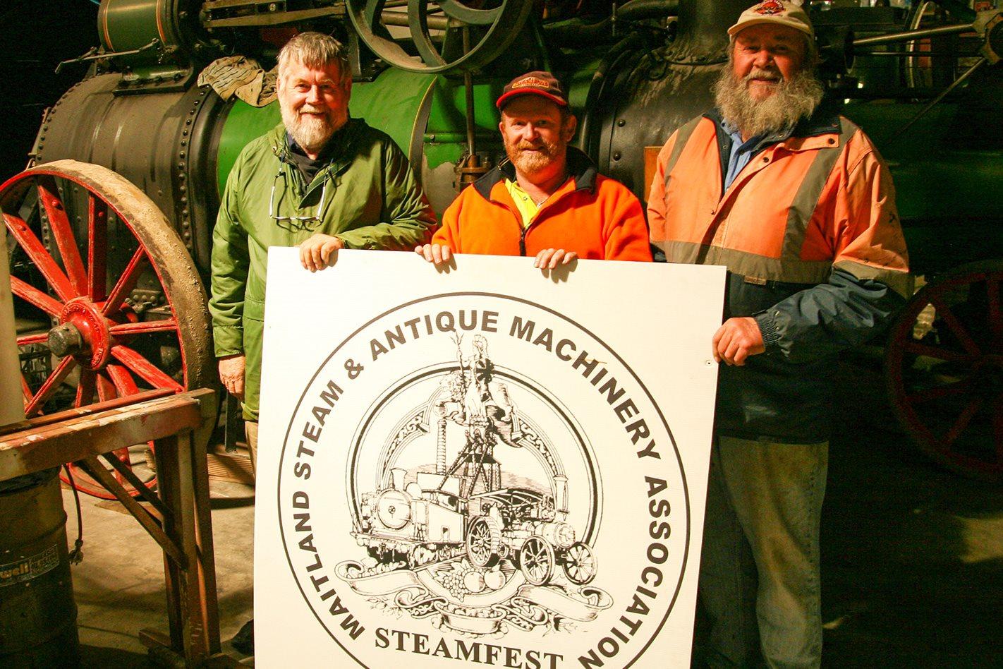 Maitland Steam & Antique Machinery Association