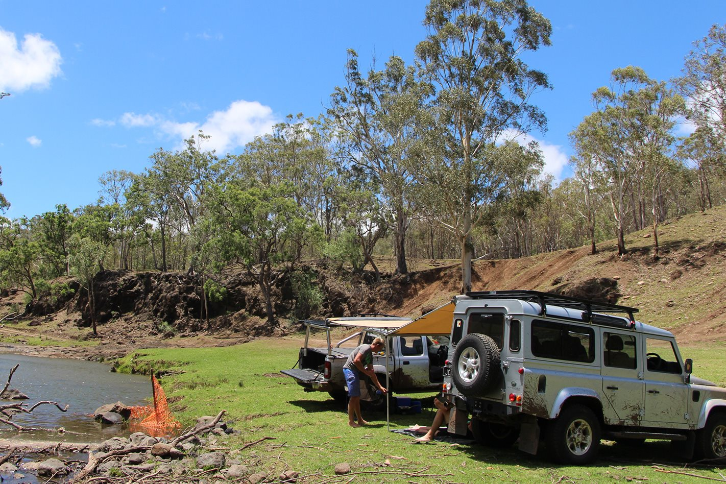 4WD PARKS GUIDE, NSW & QLD