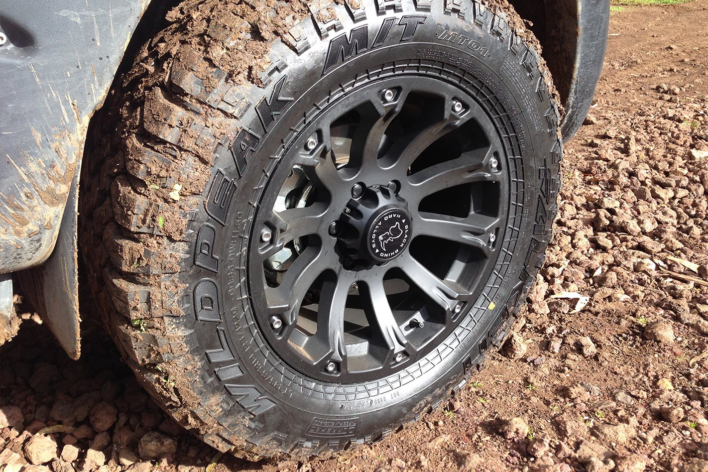 Falken Wildpeak Mt01 Tyres Video Review