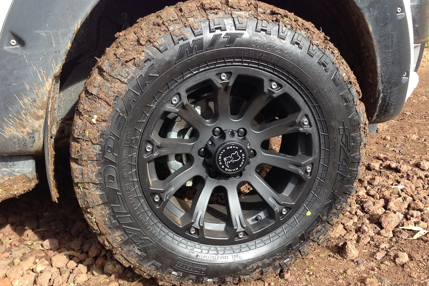 Falken Wildpeak MT01 tyres mud terrain