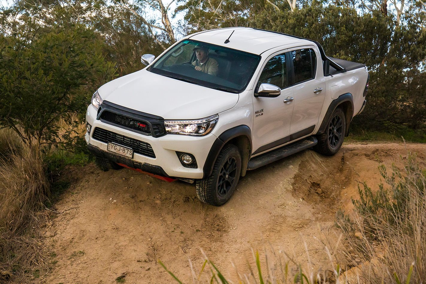 Toyota Hilux FX4 offroad