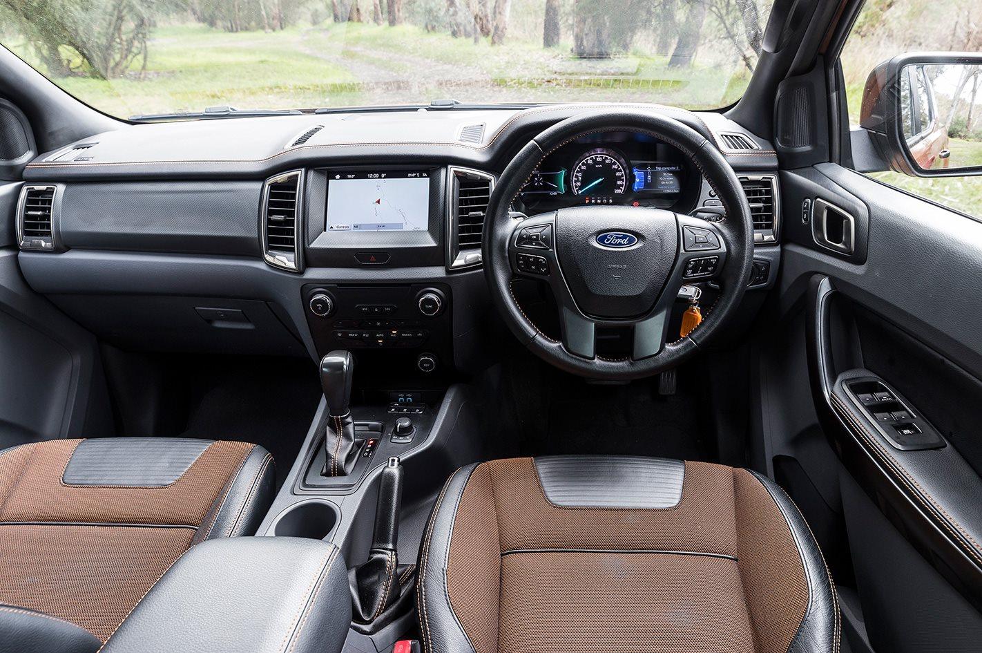 Ford Ranger Wildtrak interior.jpg