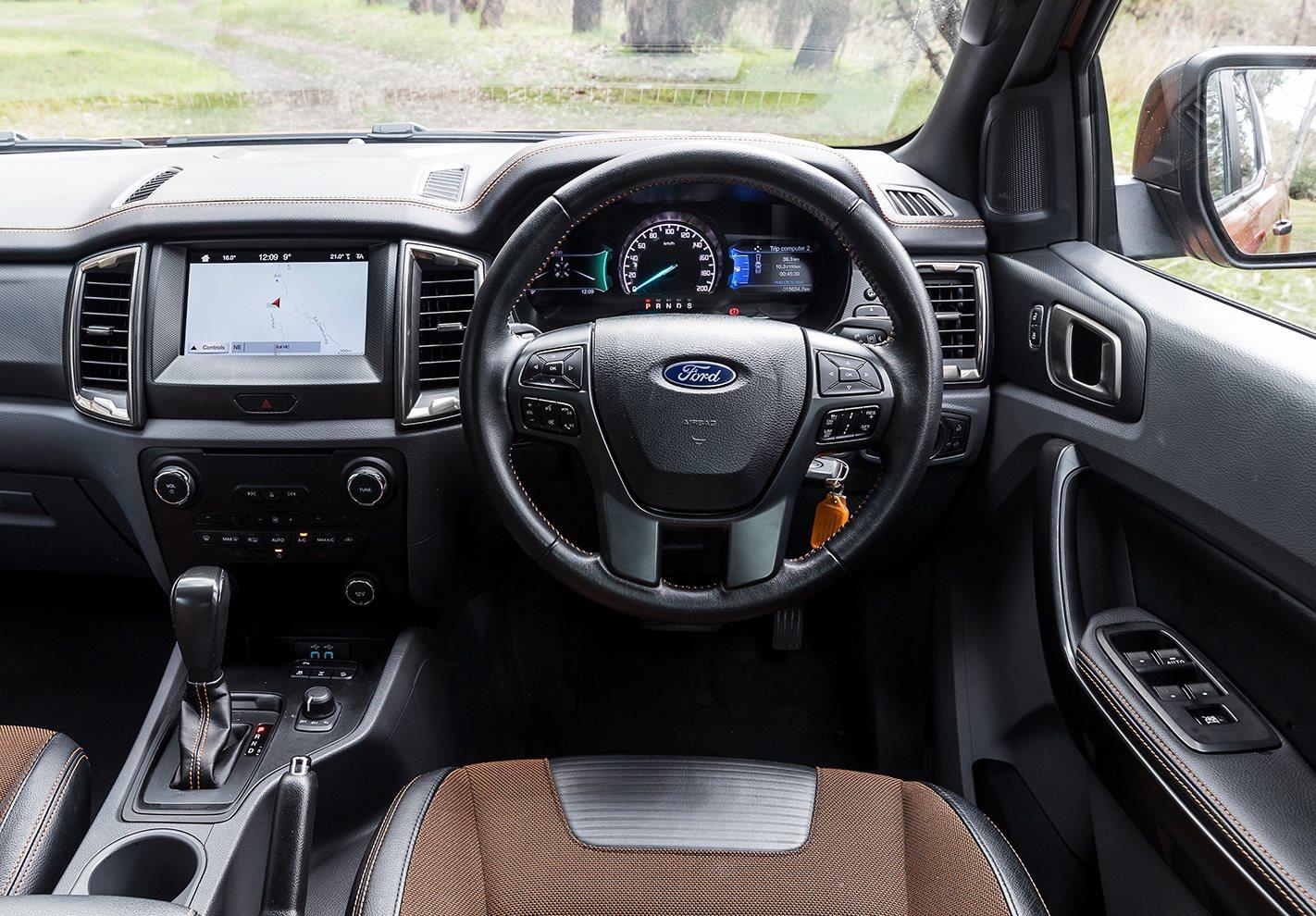 Ford Ranger Wildtrak steering wheel.jpg