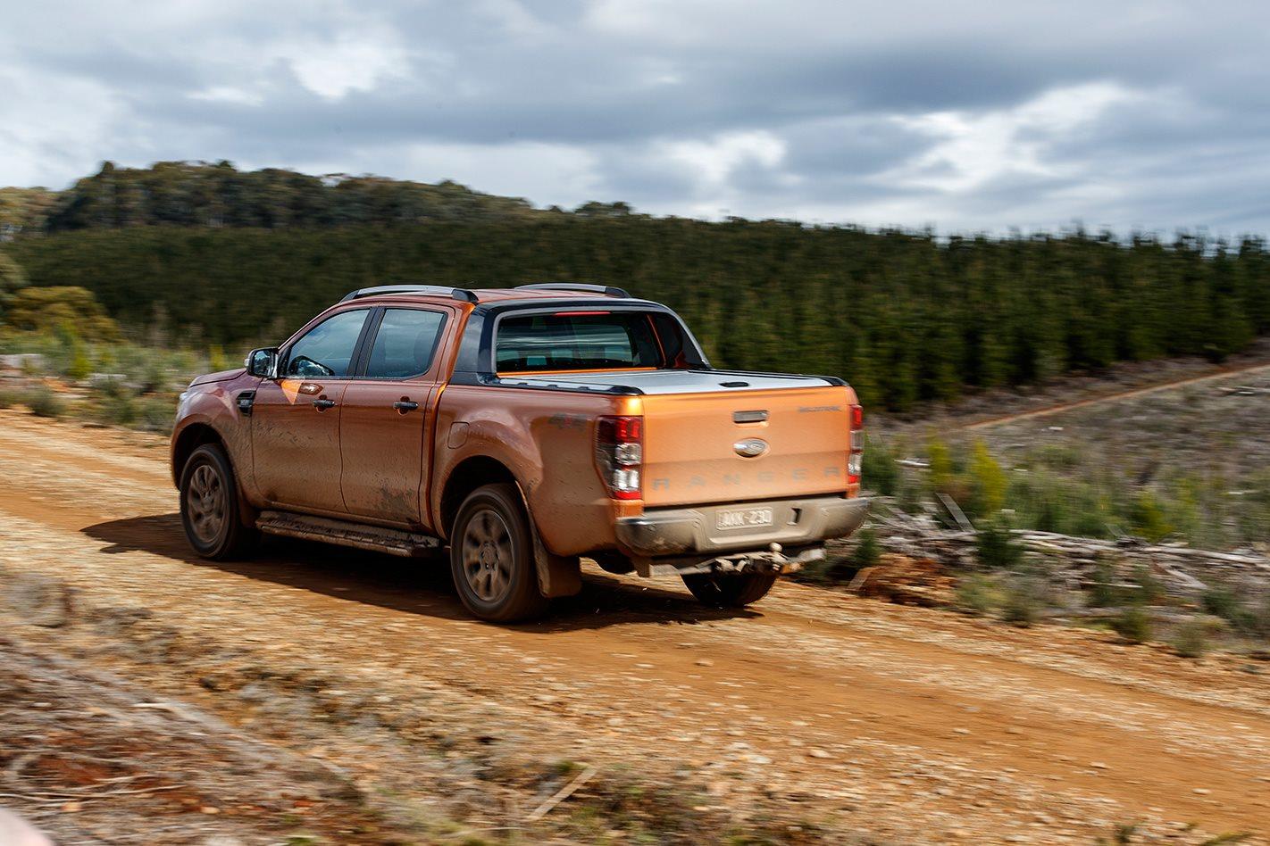 Ford Ranger Wildtrak rear.jpg