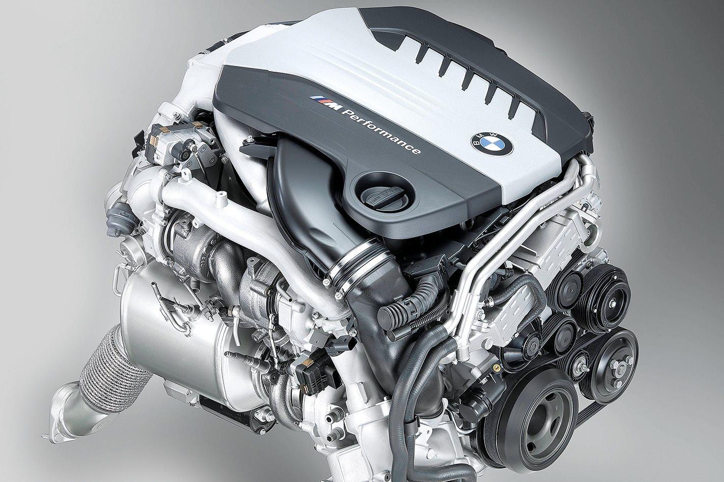 BMW N57s Diesel engine