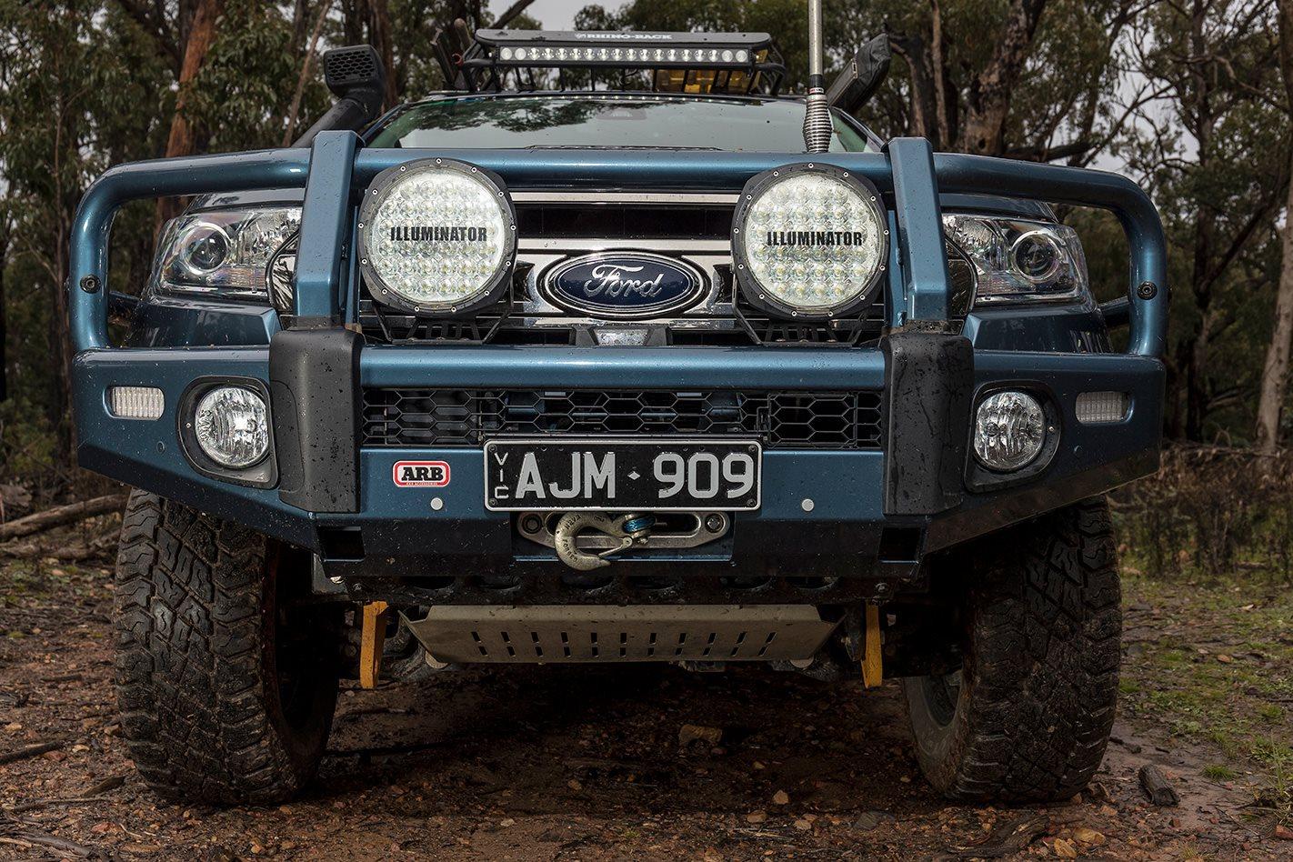 Custom 2016 Ford Everest Trend headlights.jpg