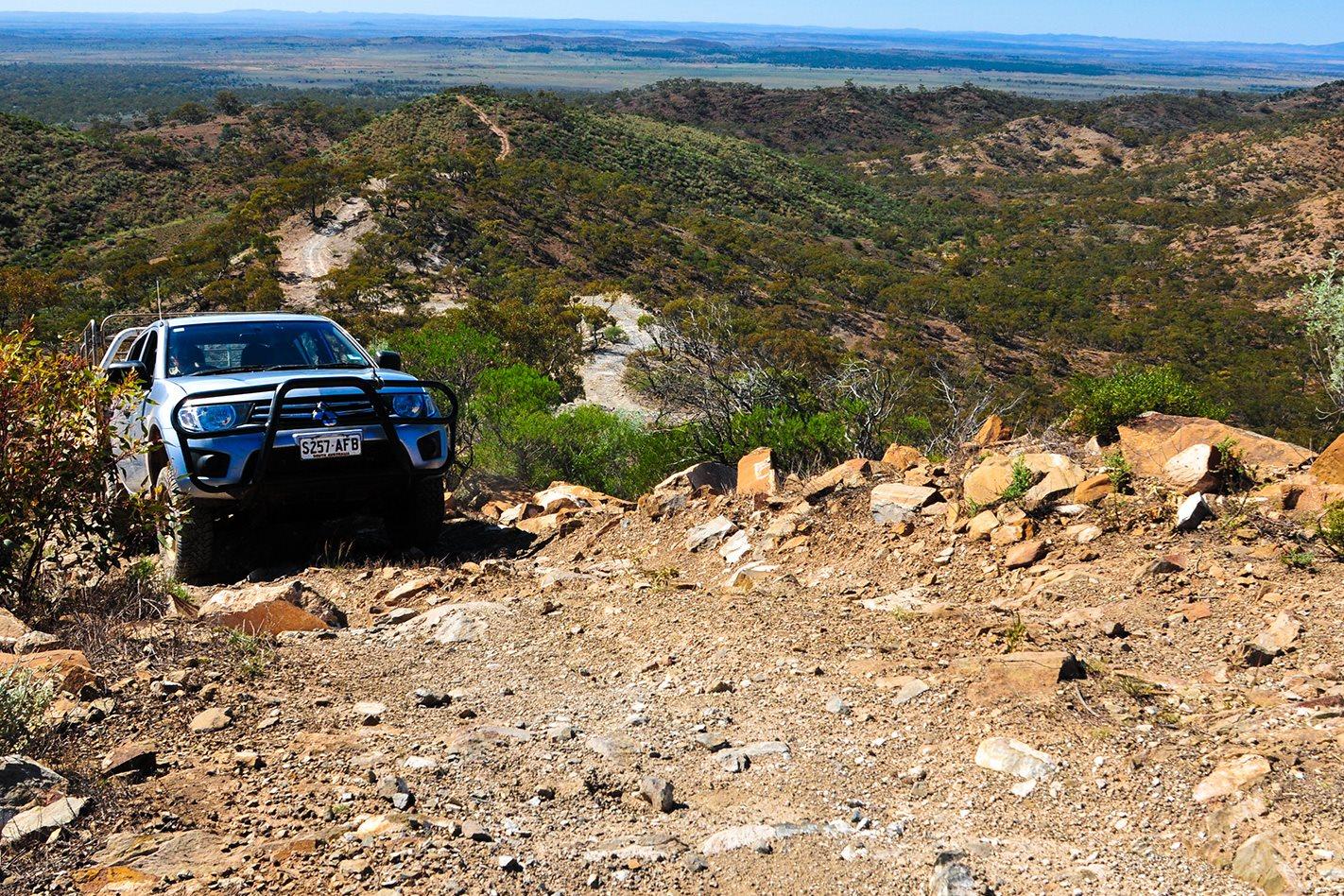 Secrets Of The Flinders Ranges Sa
