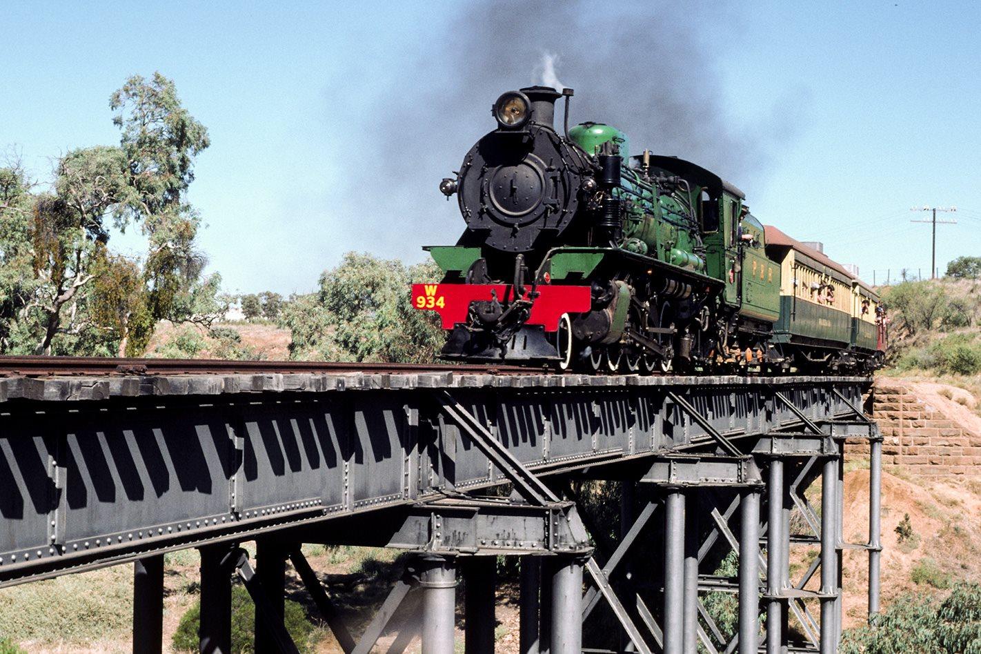 Pichi Richi Railway, Flinders Ranges