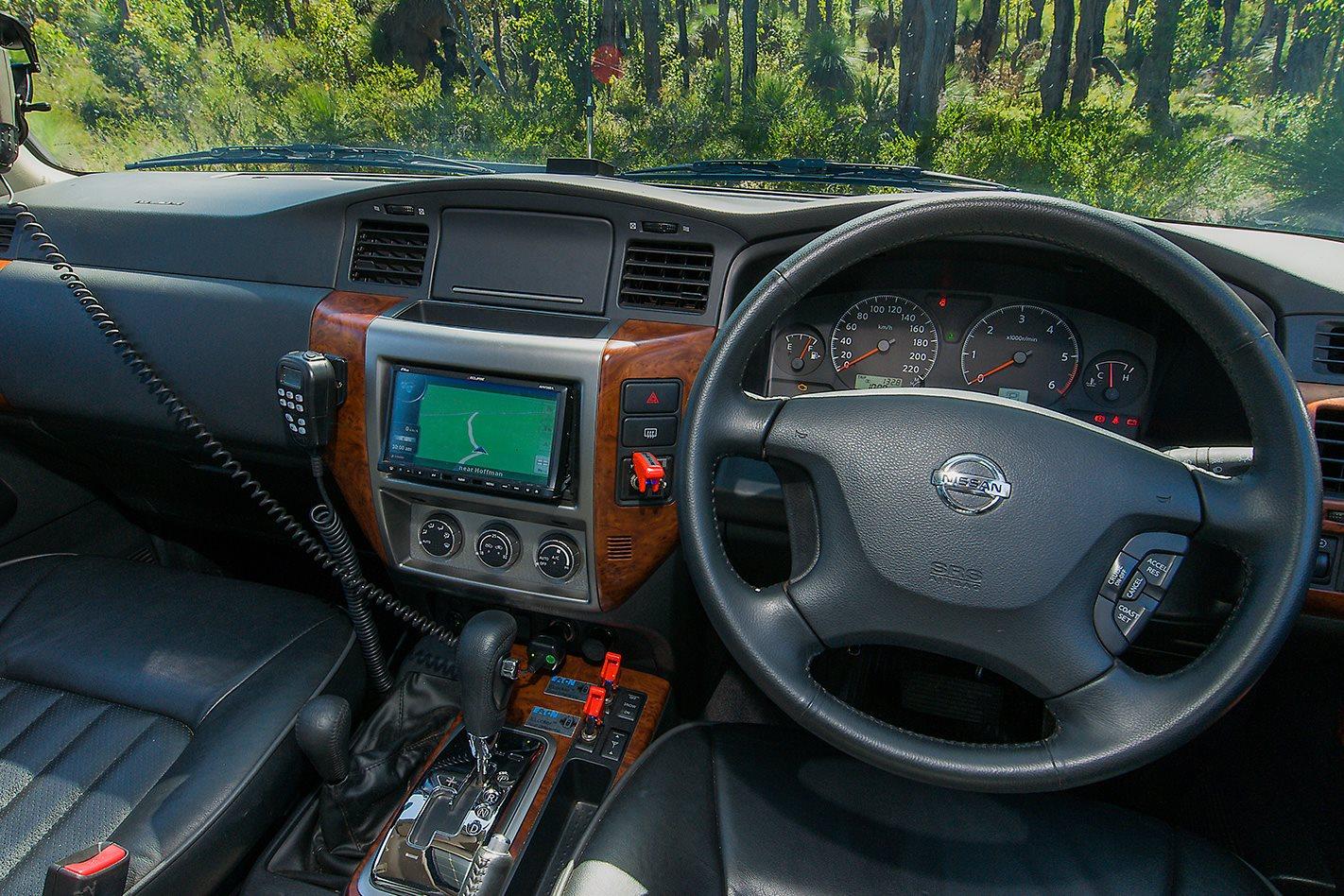 2010 Nissan Patrol GU Ti custom review