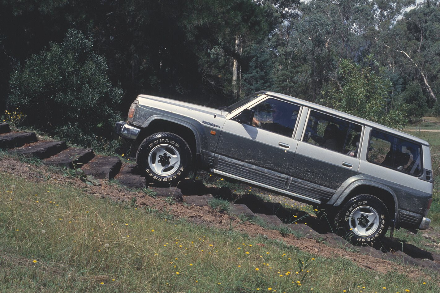Have Modern 4x4s Gone Soft