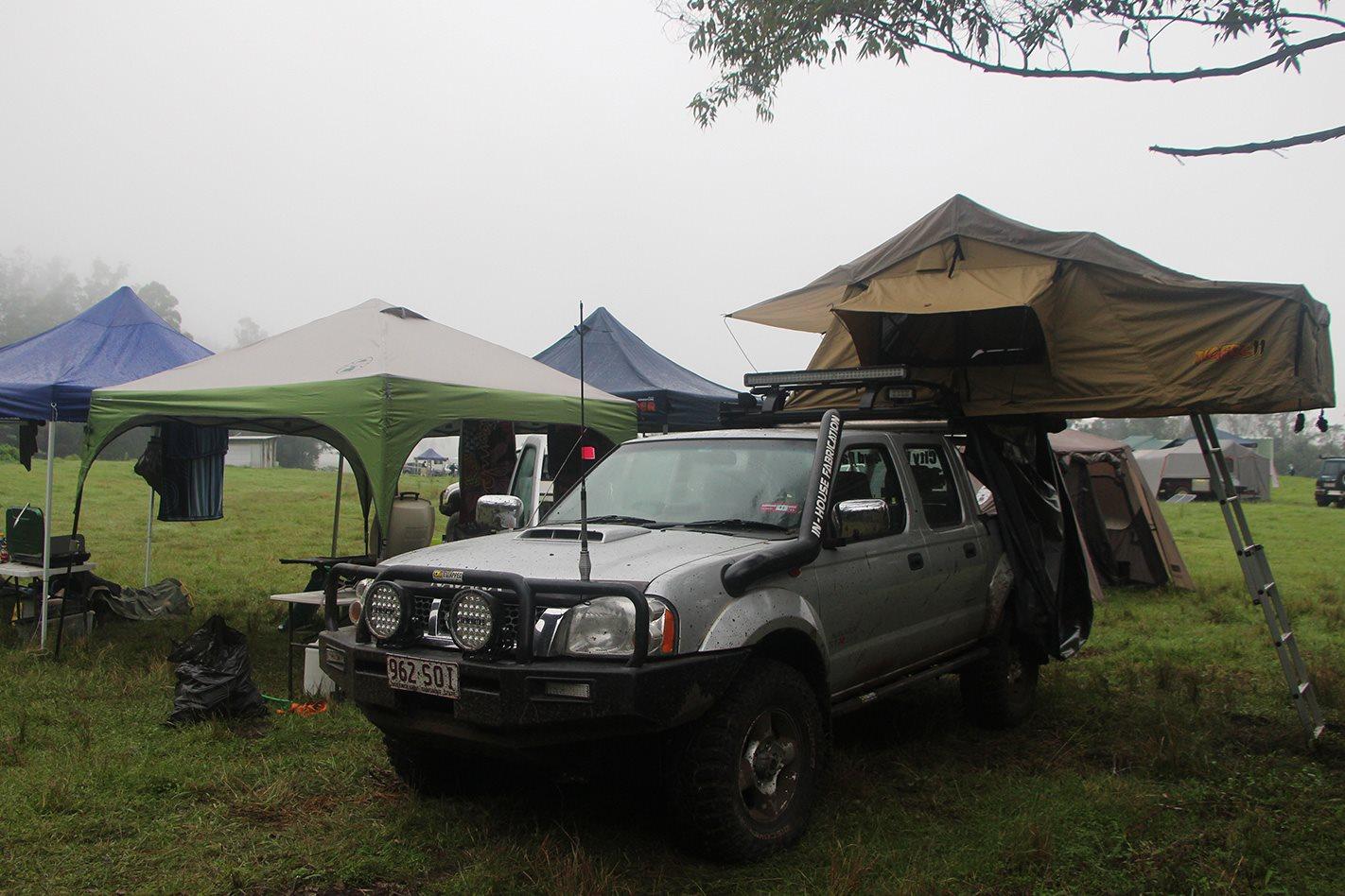 Levuka Rainforest Recreation Park Camping