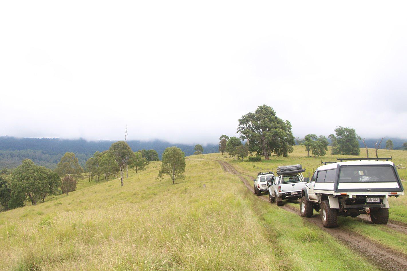 Levuka Rainforest Recreation Park driving