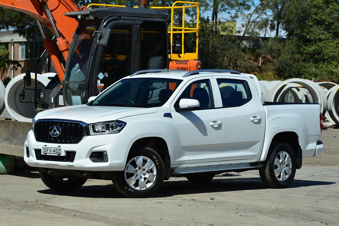 4130bf171f LDV T60 ute arrives in Australia