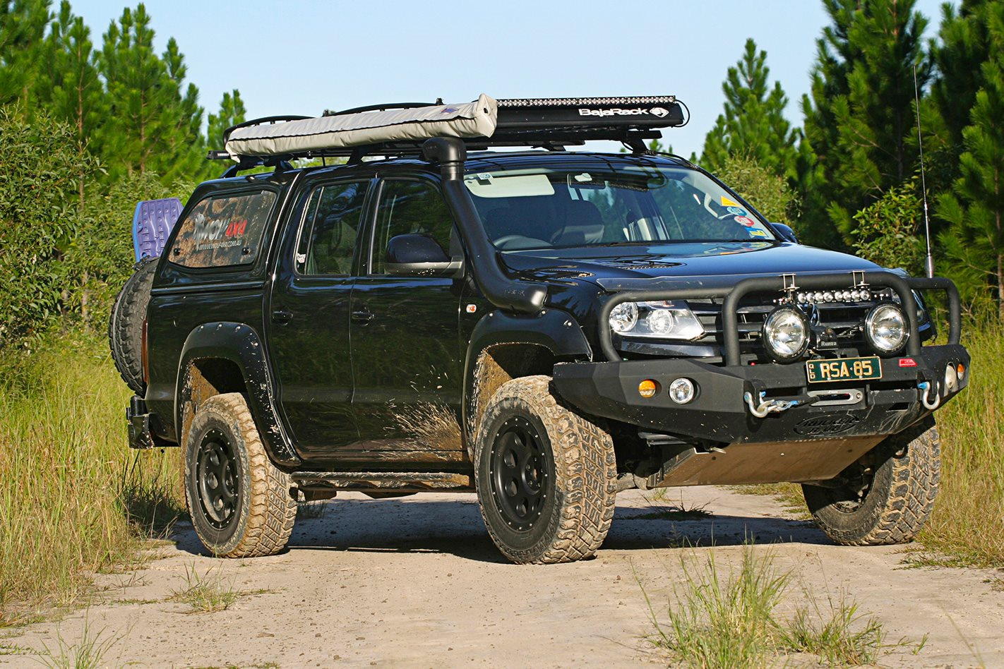 wolf 4x4 volkswagen amarok custom review. Black Bedroom Furniture Sets. Home Design Ideas