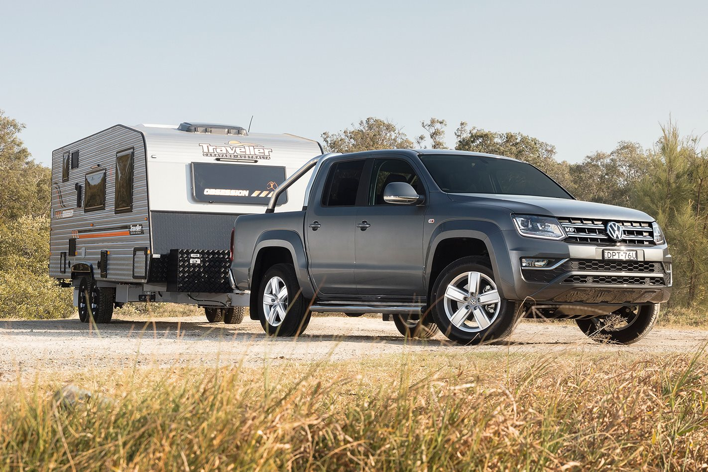 2018 Volkswagen Amarok V6 gets uprated 3.5-tonne towing ...