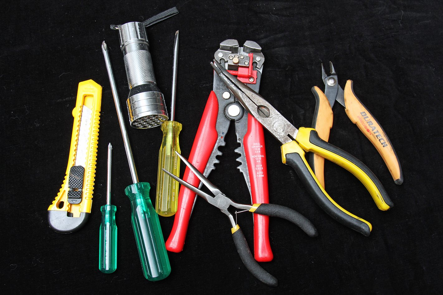 Small Set of Basic Tools