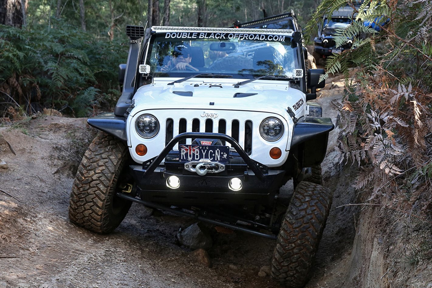 2011 Toyota FJ vs 2013 Jeep Wrangler Rubicon vs 2013 Land