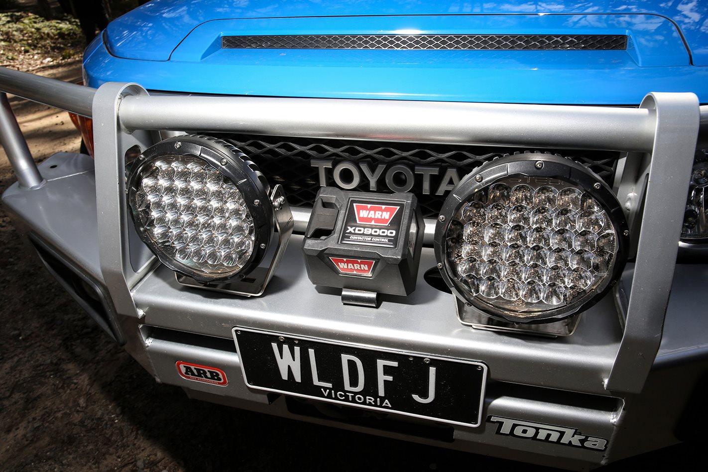 H4 LED headlight conversion