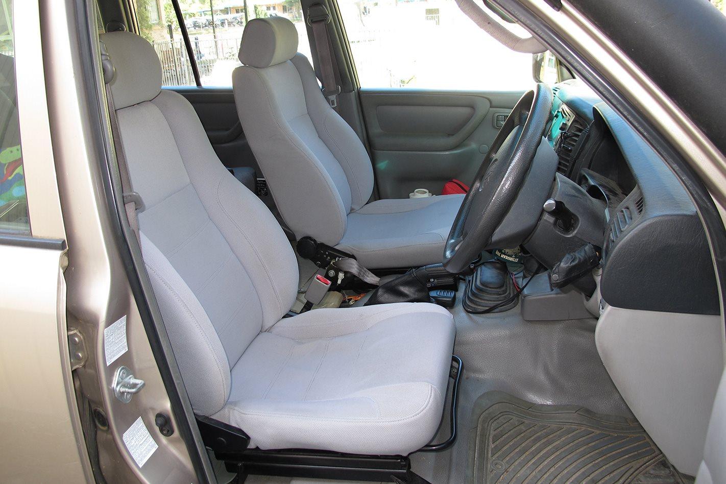 Toyota Land Cruiser 100 Series Custom Review