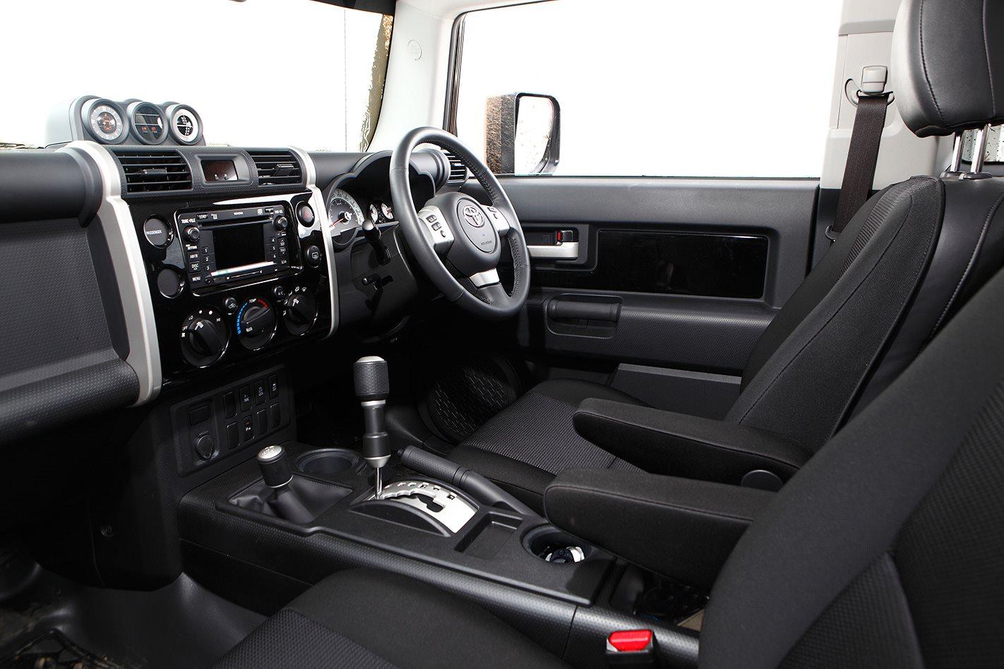 Toyota Fj Cruiser Custom Review