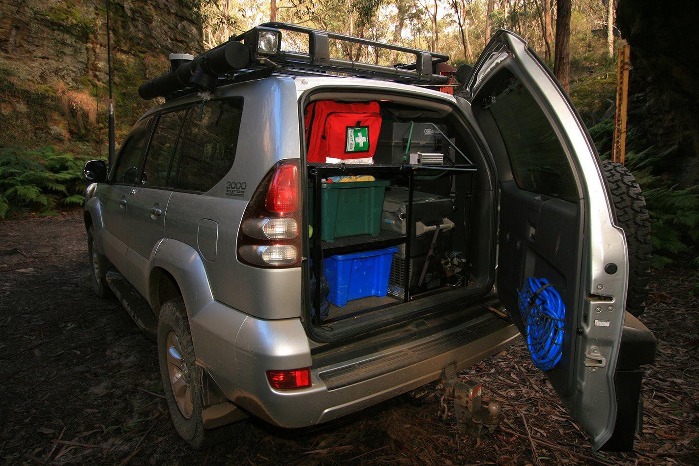 Toyota Prado Gxl Custom Review