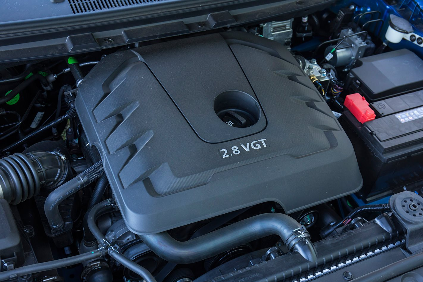 2018 LDV T60 engine.jpg