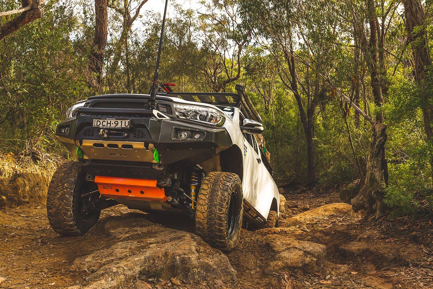 Toyota N80 Hilux: 2017 Custom 4x4OTY contender