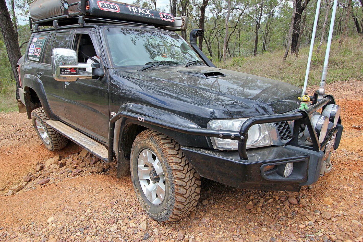 Nissan GU Patrol tourer  bullbar.jpg