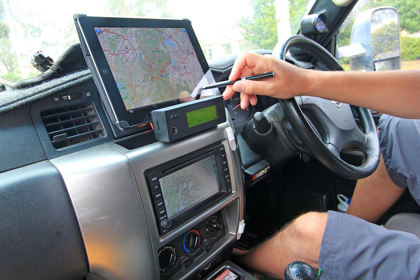 Nissan GU Patrol tourer  electronics.jpg