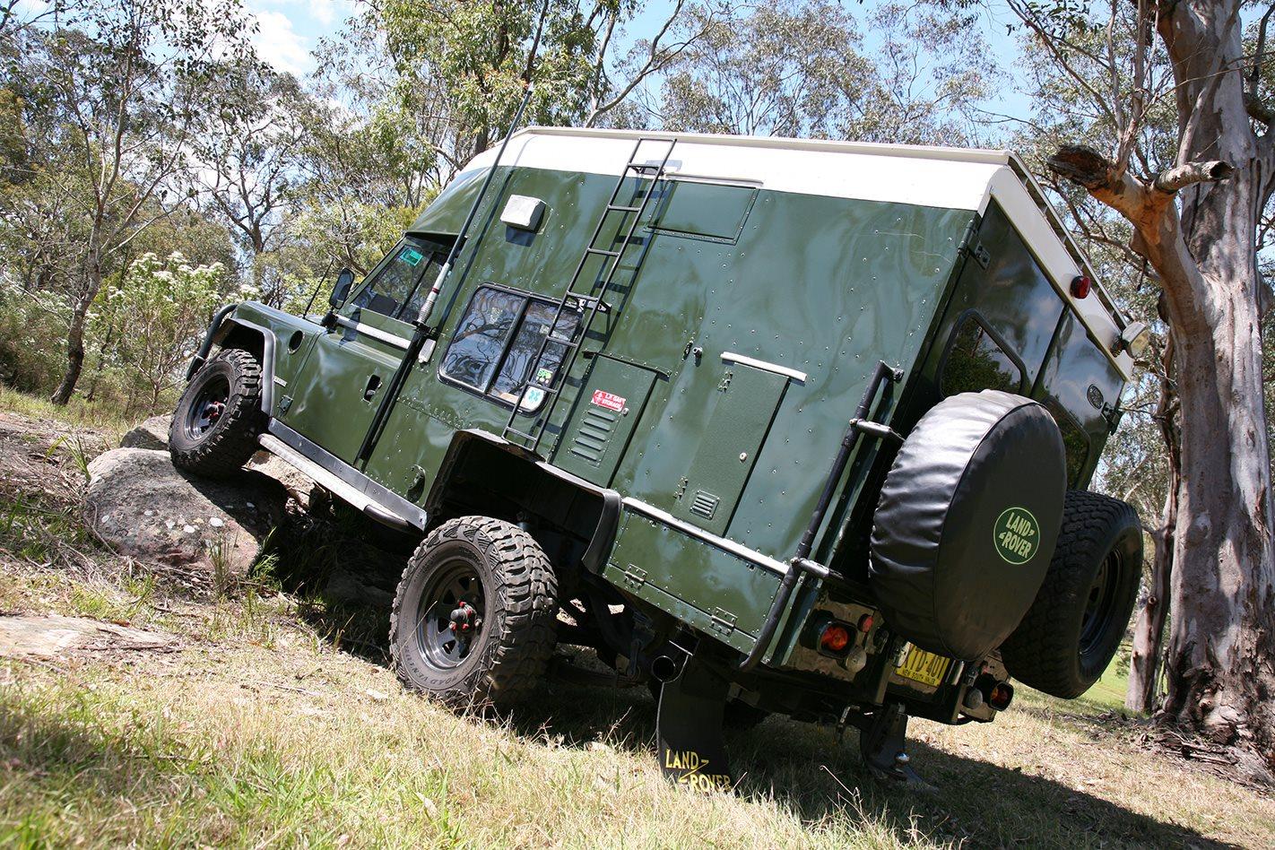 1982 Land Rover camper uphill.jpg