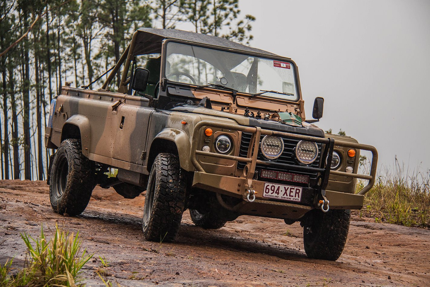 1988 Land Rover Perentie