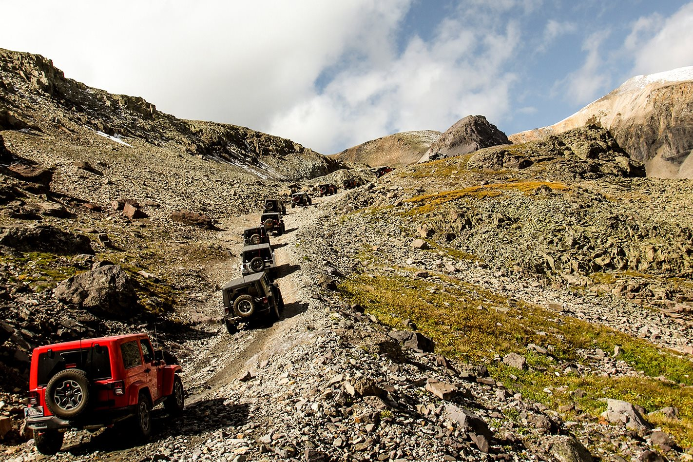 30th Ouray Jeep Jamboree