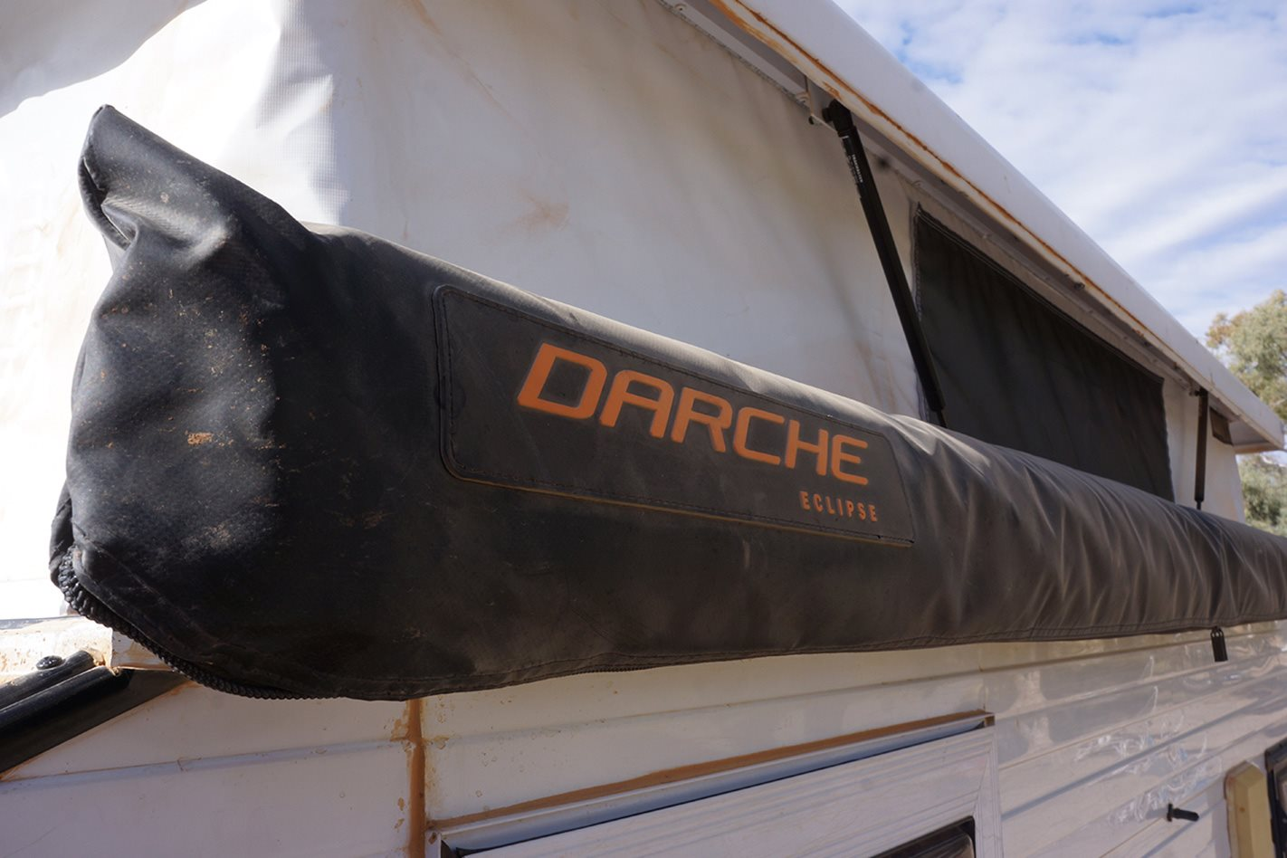 Darche Awning Product Test