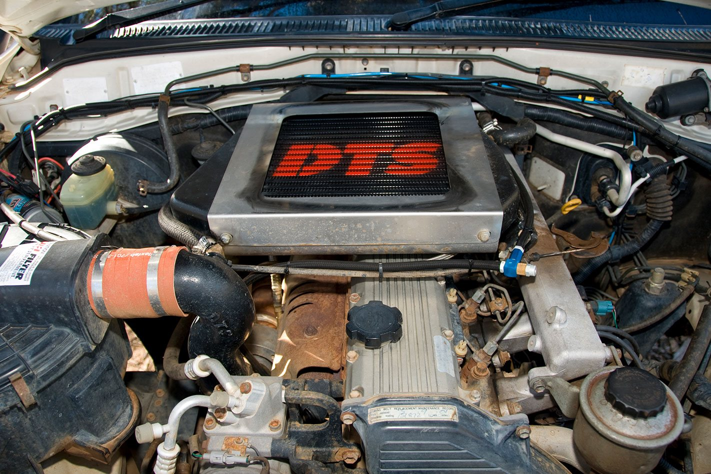 Perth Diesel Performance >> Custom 1998 Toyota Land Cruiser 100 Series Review