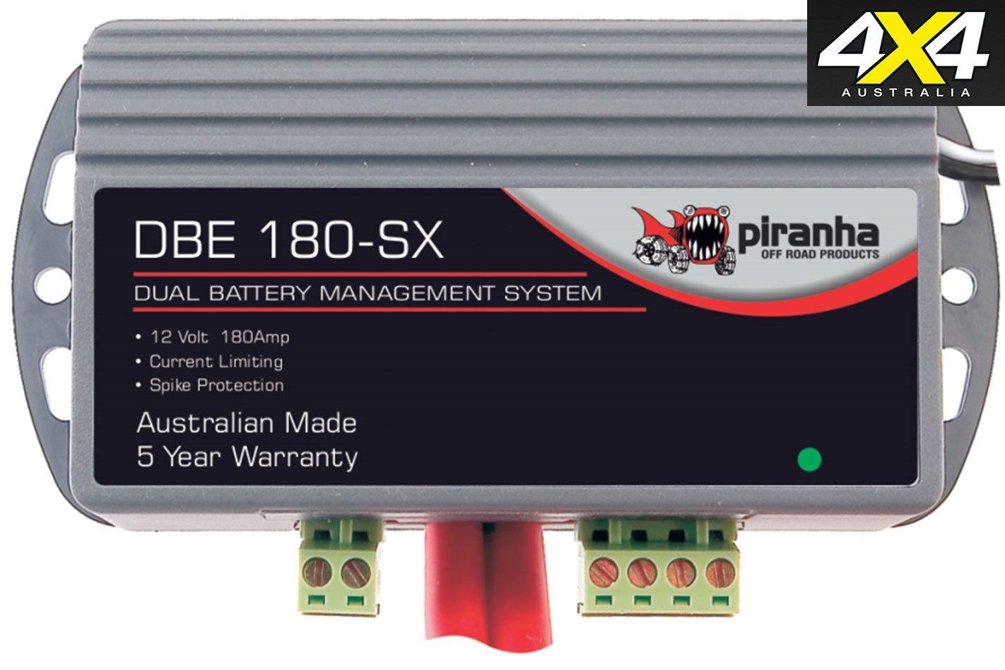 Piranha DBE 180-SX