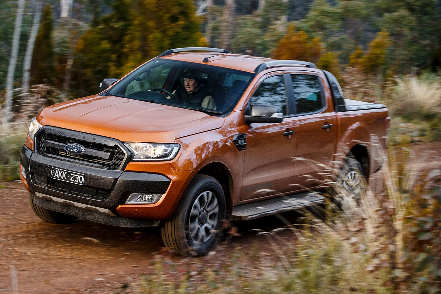 Ford ranger recalled due to fire risk