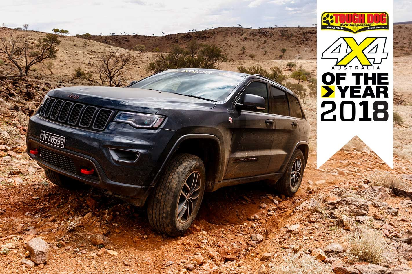 4x4 of the year 2018 3 jeep grand cherokee trailhawk. Black Bedroom Furniture Sets. Home Design Ideas