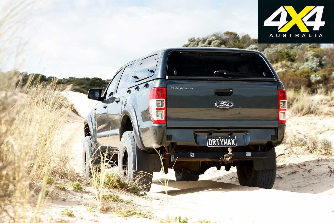 Custom Ford Ranger Duramax V8 review
