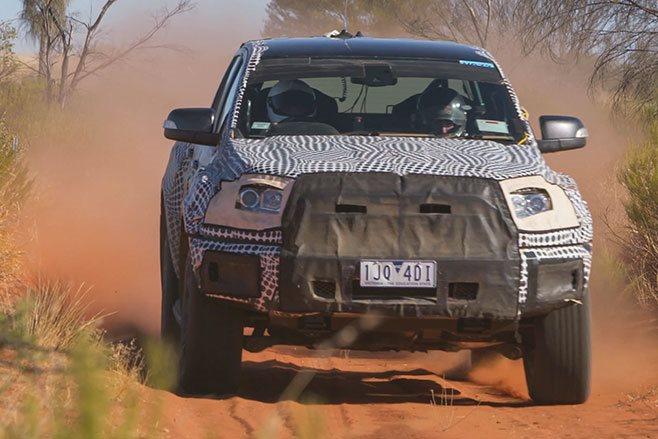 2019 Ford Ranger Raptor Development Program